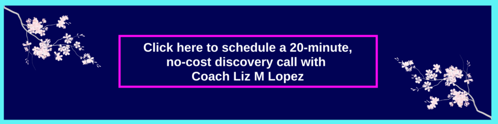 click to cook a call with Coach Liz